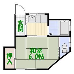 北綾瀬駅 3.5万円