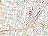 地図,2LDK,面積47.17m2,賃料6.9万円,JR石北本線 北見駅 徒歩5分,バス 北海道北見バス2条通下車 徒歩3分,北海道北見市北三条西2丁目