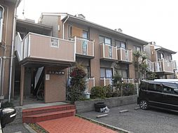 大阪府堺市西区浜寺石津町中1丁の賃貸アパートの外観