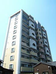 福岡県北九州市小倉南区富士見1丁目の賃貸マンションの外観