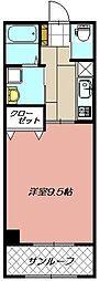 daimaru BLD[201号室]の間取り