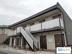 千葉県松戸市西馬橋1丁目の賃貸アパートの外観