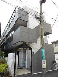 クレッセントO-2[2階]の外観