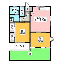 群馬総社駅 4.8万円