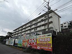 福岡県北九州市八幡西区泉ケ浦2丁目の賃貸アパートの外観