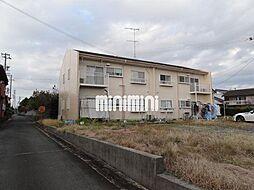 成沢コーポ[1階]の外観
