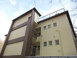岡本梅林住宅5号棟[204号室]の外観