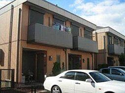 兵庫県姫路市神屋町2丁目の賃貸アパートの外観