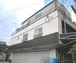 清水マンション[2階]の外観