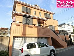 [一戸建] 愛知県名古屋市緑区大高町 の賃貸【/】の外観