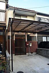 [テラスハウス] 京都府京都市山科区西野大鳥井町 の賃貸【/】の外観