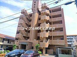 ライオンズマンション岡山医大南[3階]の外観