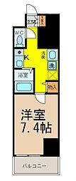 プラチナ名古屋ビル[8階]の間取り