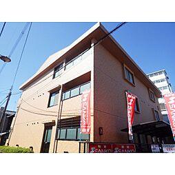 奈良県天理市川原城町の賃貸マンションの外観