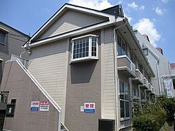 大阪府寝屋川市萱島本町の賃貸アパートの外観