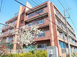 東京都中野区沼袋3丁目の賃貸マンションの外観