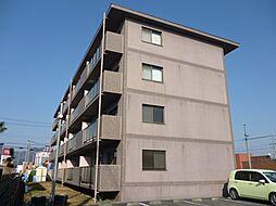 滋賀県東近江市幸町の賃貸マンションの外観