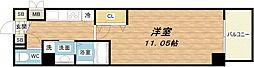 La Douceur心斎橋[8階]の間取り