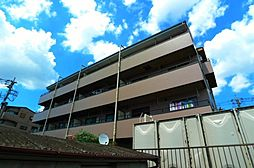 ヴァンヴェルナル[1階]の外観