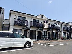 [テラスハウス] 三重県亀山市能褒野町 の賃貸【/】の外観