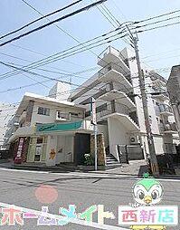 福岡県福岡市早良区城西2丁目の賃貸マンションの外観