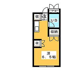 彩季館[2階]の間取り