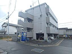 大阪府和泉市太町の賃貸マンションの外観