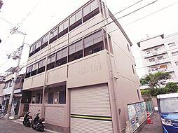 ハイツ竹[3階]の外観