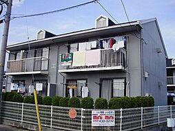 岡山県倉敷市田ノ上新町丁目なしの賃貸アパートの外観