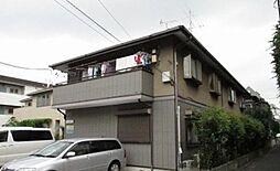 東京都世田谷区上北沢5丁目の賃貸アパートの外観