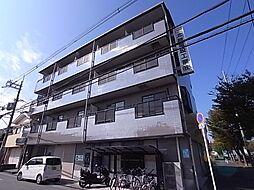 エイト富田林[4階]の外観