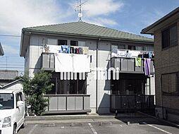 ディアス悠久A棟[1階]の外観
