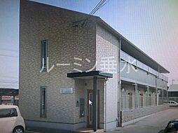 ルナソレイユ[1階]の外観