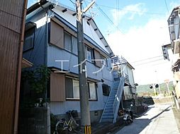 和泉荘[2階]の外観