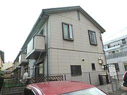 リリ弐番館[2階]の外観