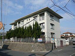 福岡県春日市一の谷5丁目の賃貸マンションの外観