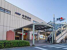 京王線「中河原」駅 徒歩7分(約550m)