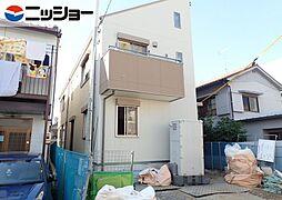 [タウンハウス] 愛知県名古屋市北区東水切町1丁目 の賃貸【/】の外観