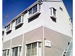 プリティーハウス[2階]の外観