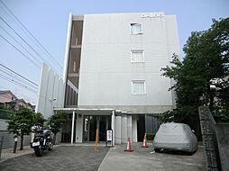 ダイドーメゾン岡本駅前[1階]の外観