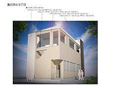仮)高井田中3丁目SKHコーポ[2階]の外観
