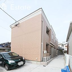 CasaRico[1階]の外観