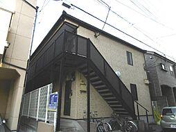 ハウスロイヤルセレ[1階]の外観