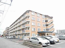 福岡県北九州市小倉北区白銀2丁目の賃貸マンションの外観