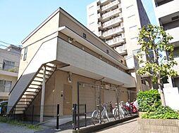 神奈川県横浜市南区高根町2丁目の賃貸アパートの外観