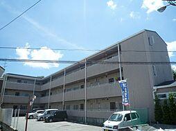 兵庫県伊丹市中野西1丁目の賃貸マンションの外観