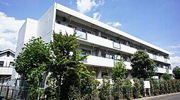 雉の上コーポラス[2階]の外観