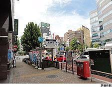 茅場町駅(現地まで480m)