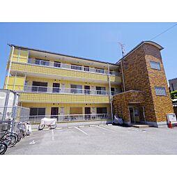奈良県橿原市見瀬町の賃貸マンションの外観