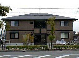 兵庫県姫路市飾磨区今在家北1丁目の賃貸アパートの外観